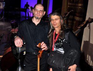 Александр Фролов и Дмитрий Чеглаков
